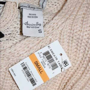 American Rag Sweaters - Brand new beige sweater
